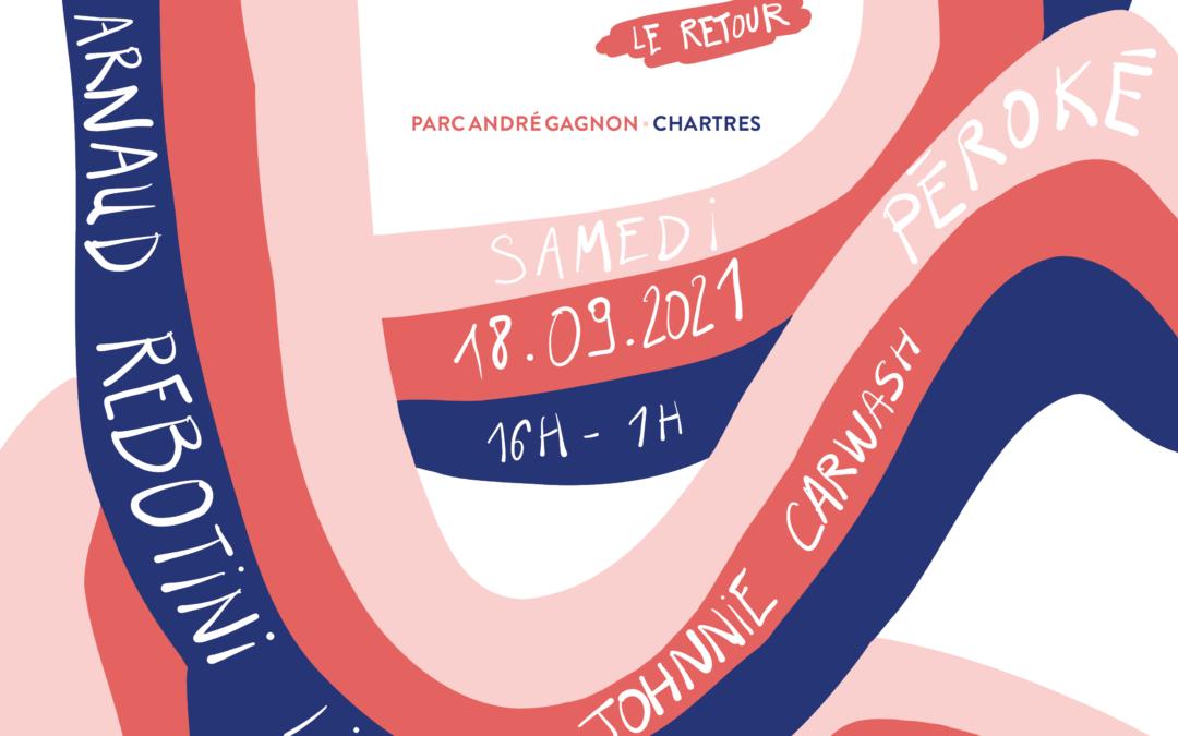 L'affiche du Festival L'Paille à Sons Le Retour se dévoile…